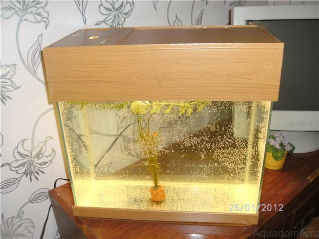 Крышки для аквариумы своими руками